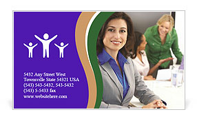 0000076145 Business Card Template