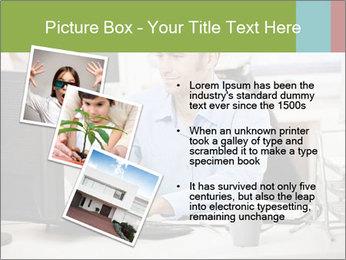0000076147 PowerPoint Template - Slide 17