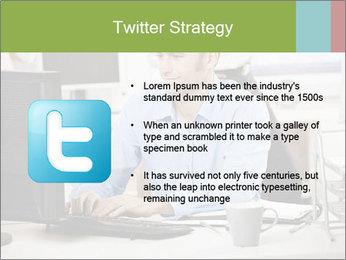 0000076147 PowerPoint Template - Slide 9