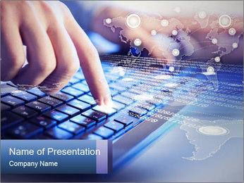 0000076153 PowerPoint Templates - Slide 1