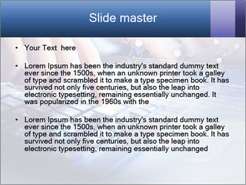 0000076153 PowerPoint Templates - Slide 2