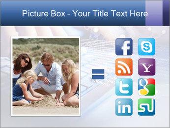 0000076153 PowerPoint Templates - Slide 21