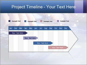 0000076153 PowerPoint Templates - Slide 25