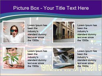 0000076158 PowerPoint Template - Slide 14