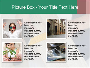 0000076160 PowerPoint Template - Slide 14
