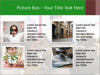 0000076164 PowerPoint Template - Slide 14
