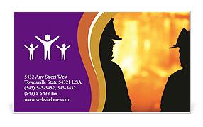 0000076180 Business Card Template