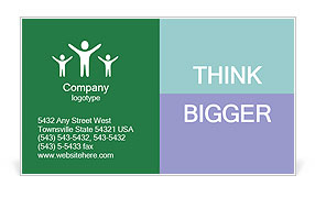 0000076225 Business Card Template