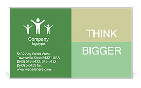 0000076238 Business Card Template