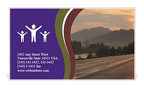 0000076239 Business Card Template