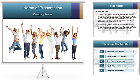 0000076257 PowerPoint Template