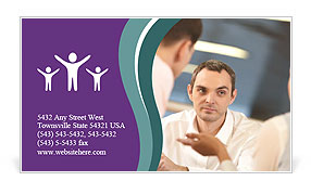 0000076263 Business Card Template