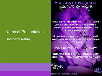 0000076281 PowerPoint Template - Slide 1