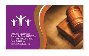 0000076292 Business Card Template