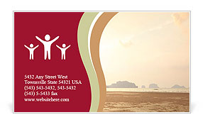 0000076298 Business Card Template