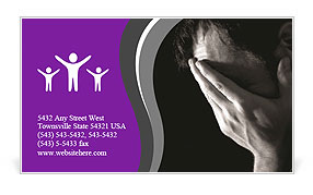 0000076301 Business Card Template