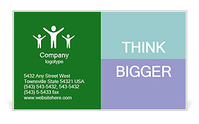 0000076304 Business Card Template
