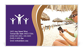 0000076325 Business Card Template