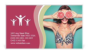 0000076335 Business Card Template