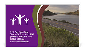 0000076344 Business Card Template