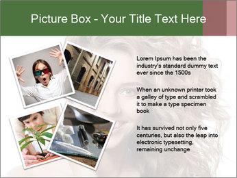 0000076375 PowerPoint Templates - Slide 23