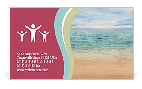 0000076377 Business Card Template