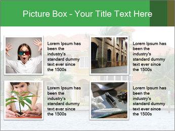 0000076384 PowerPoint Template - Slide 14