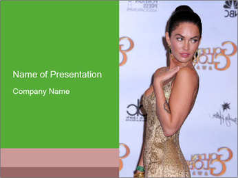 0000076400 PowerPoint Template - Slide 1