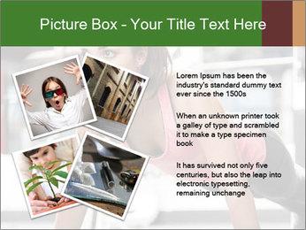 0000076406 PowerPoint Template - Slide 23