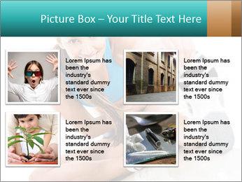 0000076407 PowerPoint Template - Slide 14