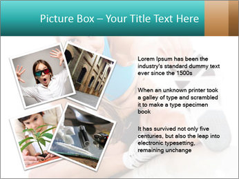 0000076407 PowerPoint Templates - Slide 23