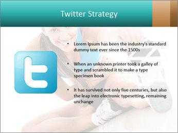0000076407 PowerPoint Template - Slide 9