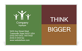 0000076408 Business Card Template