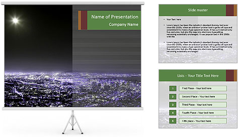 0000076408 PowerPoint Template