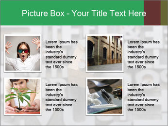 0000076409 PowerPoint Template - Slide 14