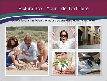 0000076411 PowerPoint Templates - Slide 19