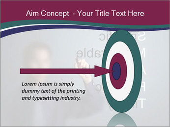 0000076411 PowerPoint Templates - Slide 83