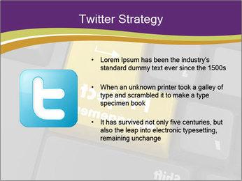 0000076412 PowerPoint Template - Slide 9