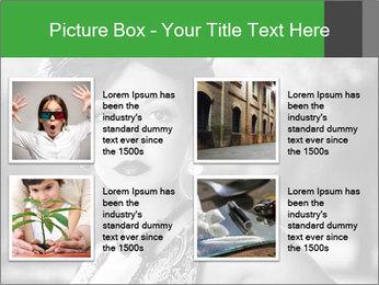 0000076420 PowerPoint Template - Slide 14