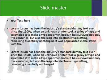 0000076425 PowerPoint Templates - Slide 2