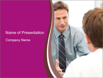 0000076427 PowerPoint Templates - Slide 1