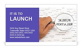 0000076429 Business Card Templates