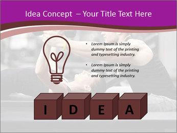 0000076430 PowerPoint Template - Slide 80