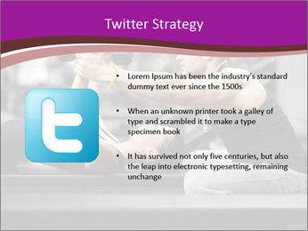 0000076430 PowerPoint Template - Slide 9