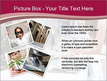 0000076434 PowerPoint Templates - Slide 23