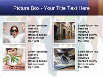 0000076435 PowerPoint Template - Slide 14