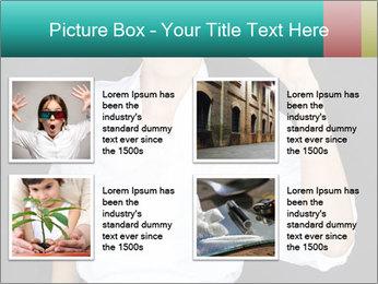 0000076436 PowerPoint Template - Slide 14