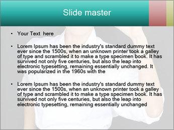 0000076436 PowerPoint Template - Slide 2