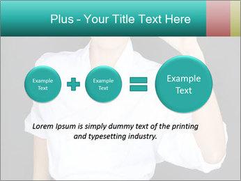 0000076436 PowerPoint Template - Slide 75