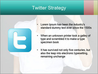 0000076436 PowerPoint Template - Slide 9